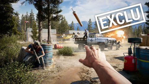 Far Cry 5 : Dans les coulisses de création de la bande originale