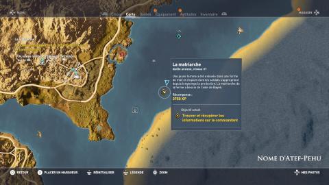 Mission annexe - Nome d'Atef-Pehu : La matriarche