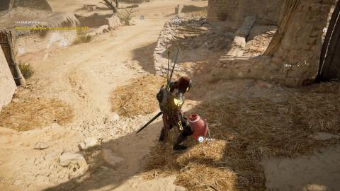 Mission annexe - Nome d'Ouab : Les sept paysans