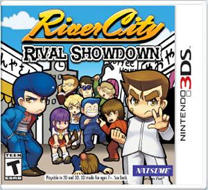 River City : Rival Showdown sur 3DS