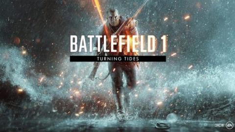 Battlefield 1 : Turning Tides sur PS4