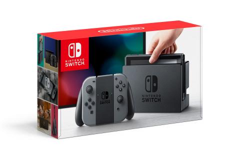 [MàJ] Black Friday : la Nintendo Switch et 3 jeux à 359,99€