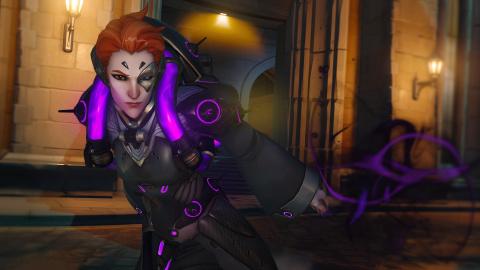 Overwatch : Moira est désormais disponible en compétitif