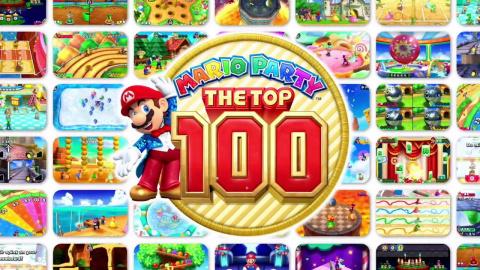 Mario Party : The Top 100, un jeu pour les fans, qui ne plaira pas à tout les fans sur 3DS