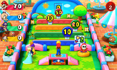 Mario Party : The Top 100, une compilation qui tient dans la poche. Mais tient-elle aussi ses promesses ?