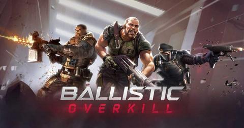 Ballistic Overkill sur Web