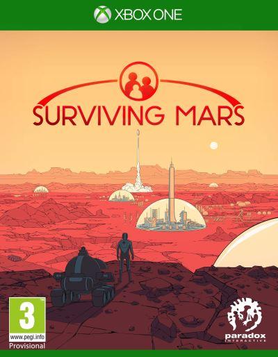 Surviving Mars sur ONE