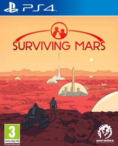 Surviving Mars sur PS4