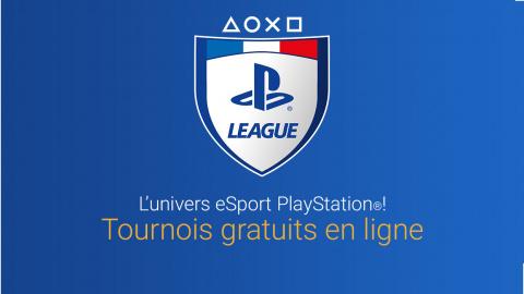 PS League : L'eSport débarque au salon !