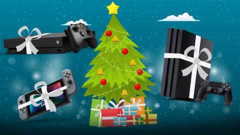 Guide d'achat : quelle console de jeu choisir à Noël 2017 ?