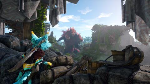 Biomutant : De bonnes raisons d'attendre l'Action-RPG Kung Fu de THQ Nordic