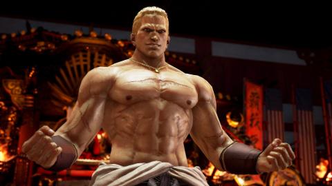 Jaquette de Tekken 7 : Geese Howard rejoint le combat