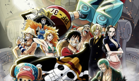 One Piece : Grand Cruise sur PS4