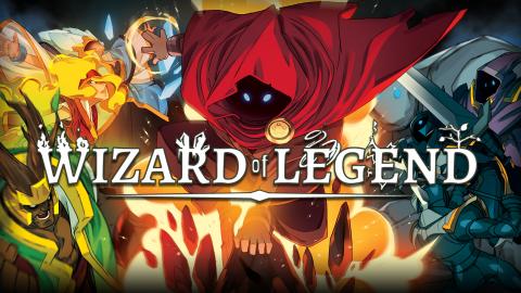 Wizard of Legend sur PS4
