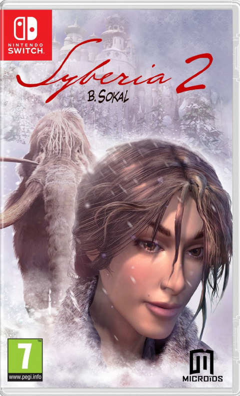 Syberia II sur Switch