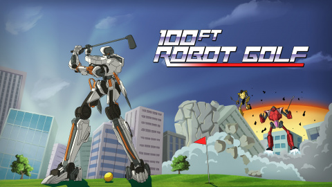 100ft Robot Golf sur PC