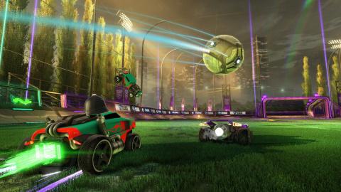 PS League : En voiture avec Rocket League !