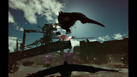 Monster of the Deep : Final Fantasy XV - Lâchez prise sur PS4