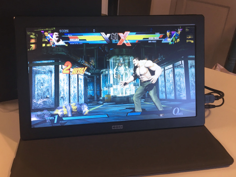 Aperçu du Hori Ecran Gaming Mobile HD Pro : Le bon compromis nomade ?