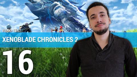 Xenoblade Chronicles 2 : Notre avis en quatre minutes sur le RPG de Monolith Soft