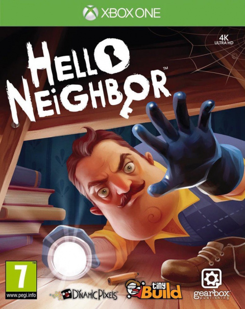 Hello Neighbor sur ONE