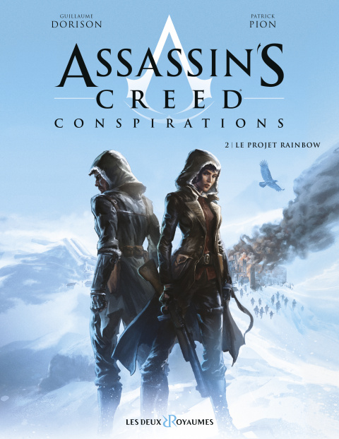 Assassin's Creed Conspirations : Le tome 2 de la BD est disponible