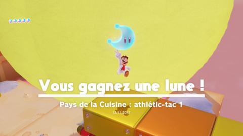 Emplacement Des Lunes Du Pays De La Cuisine 1 A 20 Soluce