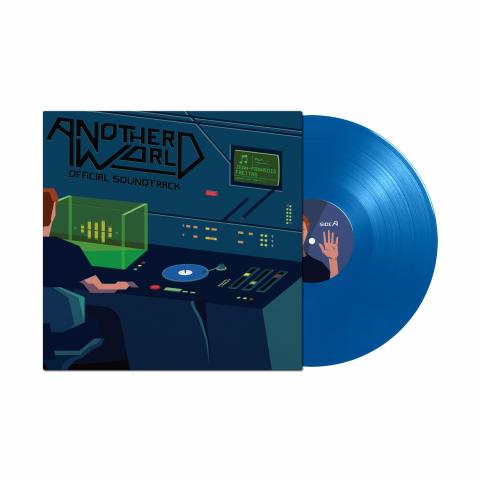 Another World : Un nouveau vinyle pour la bande-originale
