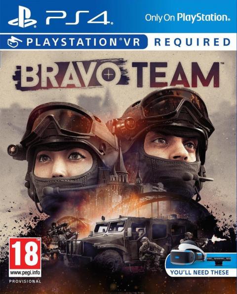 Bravo Team sur PS4