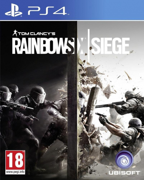 Tom Clancy's Rainbow Six Siege sur PS4
