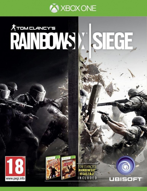 Tom Clancy's Rainbow Six Siege sur ONE