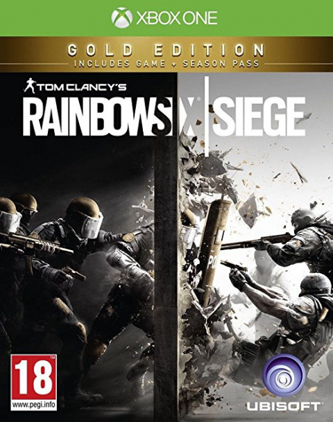 Tom Clancy's Rainbow Six Siege Gold edition sur ONE