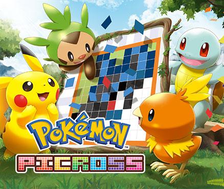 Pokémon Picross sur 3DS