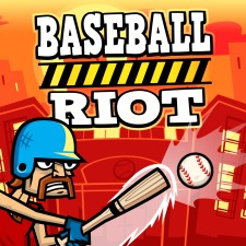 Baseball Riot sur Vita