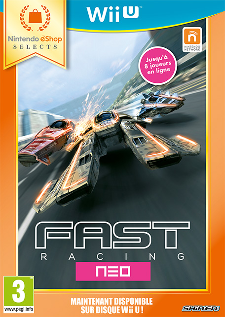 FAST Racing NEO sur WiiU
