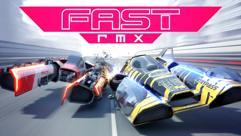 FAST Racing NEO sur Switch