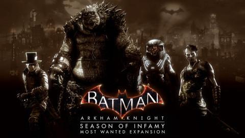 Batman Arkham Knight - Saison de l'Infamie