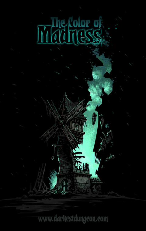 "Darkest Dungeon : Le DLC ""The Color of Madness"" en approche"