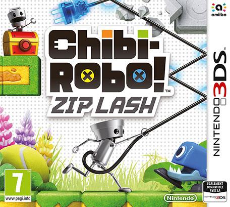 Chibi-Robo! : Zip Lash sur 3DS