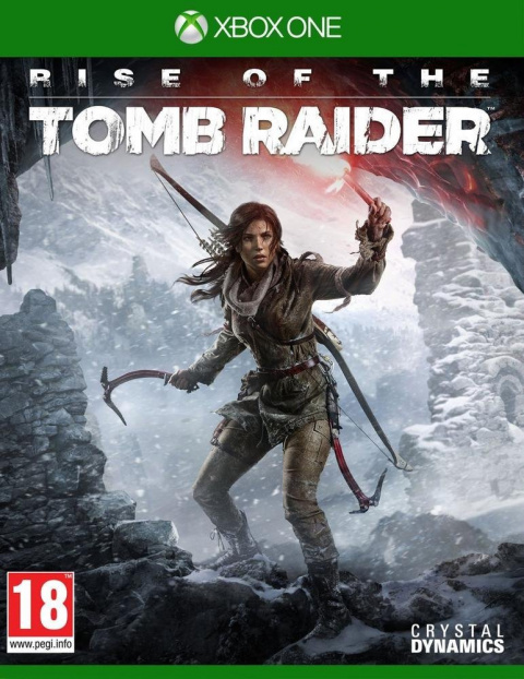 Rise of the Tomb Raider sur ONE