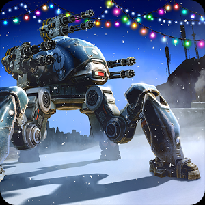 War Robot sur Android