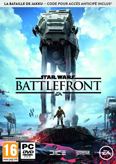Star Wars : Battlefront sur PC