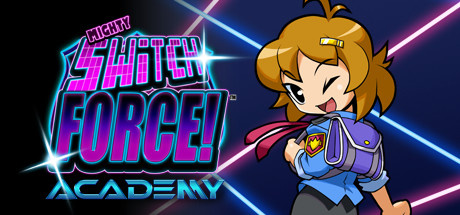 Mighty Switch Force ! Academy sur PC