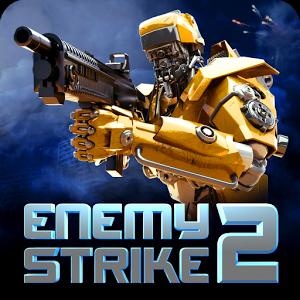 Enemy Strike 2 sur iOS
