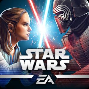 Star Wars : Héros de la Galaxie sur iOS