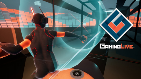 Sparc : Du squash façon Tron en VR