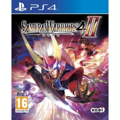 Samurai Warriors 4-II sur PS4