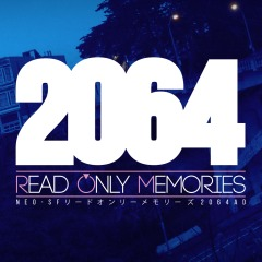 2064 : Read Only Memories sur PS4