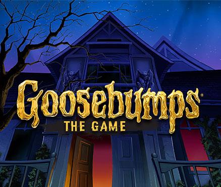 Goosebumps : The Game sur 3DS