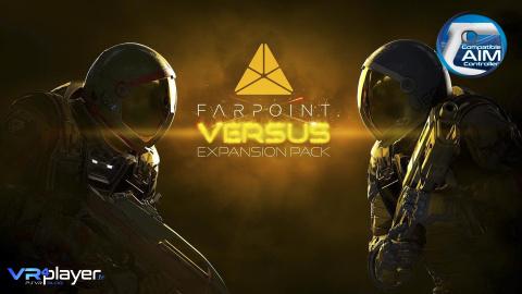 Farpoint : Versus sur PS4